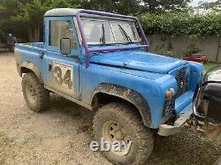 Land rover series 2 1965 Hybrid, Trialer Road Legal