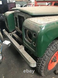 Land rover series 2a 109 Project
