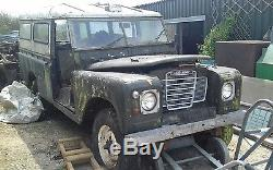 Land rover series 2a 109 ex military