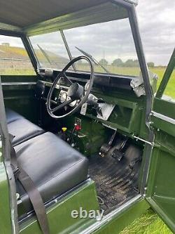 Land rover series 2a 1966 (restored)