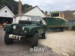 Land rover series 2a 1968 classic