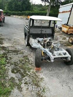 Land rover series 2a 1969
