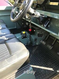 Land rover series 2a 3.5 v8