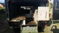 Land rover series 2a ambulance hybrid camper left hand drive