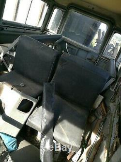 Land rover series 2a safari station wagon
