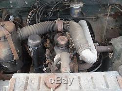 Land rover series 2a swb diesel