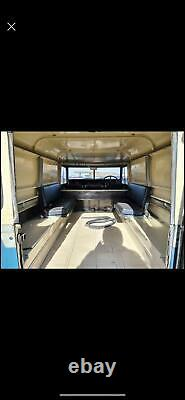 Land rover series 3 109 2 1/4 petrol engine