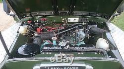 Land rover series 3 109 LWB ex military 24 volt