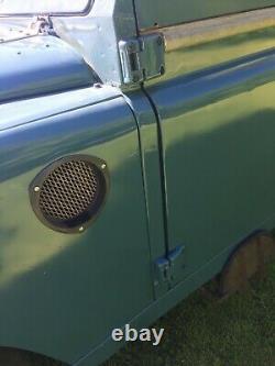 Land rover series 3 1972 petrol