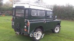 Land rover series 3 1972 tax exempt 200TDi conversion