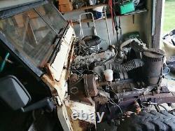 Land rover series 3 2.6 6 cyilder