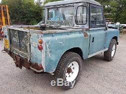 Land rover series 3 88 spares or repair barn find