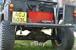 Land rover series 3 Hybrid