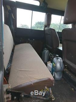Land rover series 3 Safari station wagon