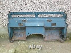 Land rover series 3 bulkhead