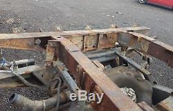 Land rover series 3 chassis