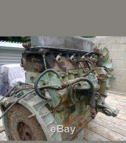 Land rover series 3 ex-military 2.25 petrol engine air portable / lightweight