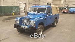 Land rover series 3 lwb 109 diesel