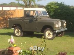 Land rover series 3 petrol 1973