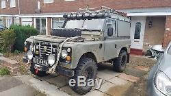 Land rover series lll 3 88 200tdi tax exempt classic 4x4