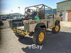Land rover v8 series 1/range rover 2 door hybrid offroader