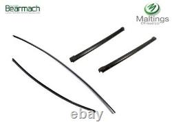 Landrover Discovery windscreen finisher set 94-98 discovery series 1 windscreen