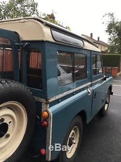 Landrover Land Rover Series 3 88 1979