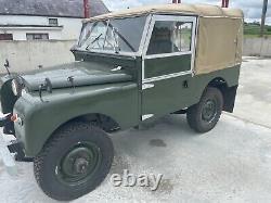 Landrover series 1 86 1956