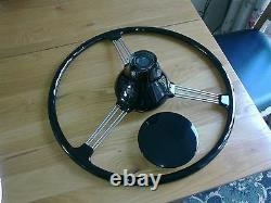 Landrover series 1 or early series 2 steering wheel