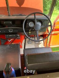 Landrover series 3 88 4 cylinder 2.3 tax& mot exempt mot 1/3/ 2022