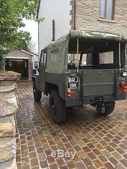 Light weight series 2A Land Rover