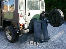 Lightweight Land Rover Series 3 V8 3500 efi auto + PAS. Modernised restoration