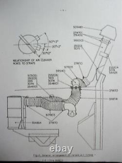 Nos Land Rover Series Raised Airintake Oil Bath Air Intake Cleaner 595006 564864