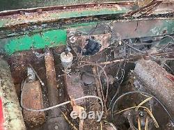 PROJECT 1959 Series 2 Land Rover 88 Petrol, Galvanised Chassis