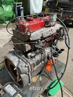 Perkins 4.203 Diesel Engine Series Land Rover