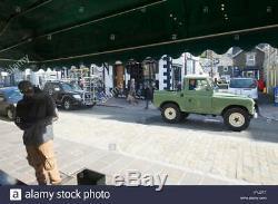 Peter Rabbit 2 Land Rover Series 2a Film Car