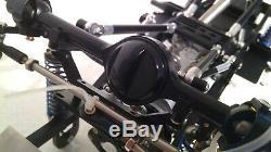 RC Full CNC Alu 110 Gelände 2 D90 Crawler Landrover Defender & Scale Karosserie