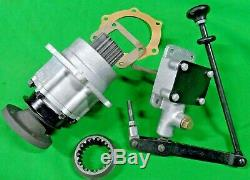 RESTORED Land Rover Series 1 2 2a 3 Centre PTO Power Take Off with Selector