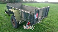 Rapier Arrows Trailer 1 ton Sankey Penman Land Rover 101 FV 2410 series military