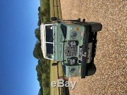 RestoMod 1975 Series 3 Land Rover