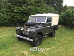SERIES ONE LAND ROVER EX AA Tel 07974383914