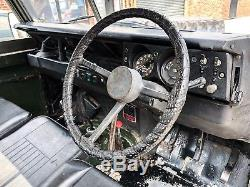 SWB Land Rover Series 3 88 Great fun
