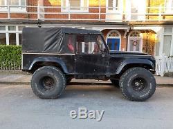 Series 1 Land Rover 1957 V8 Lpg gassed