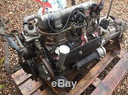 Series 1 Land Rover 2.0L Spreadbore 80 86 88