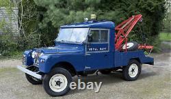 Series 1 Land rover Defender 1955