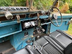 Series 2A Land Rover