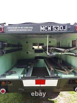 Series 2a 1971 RAF Land Rover Ambulance