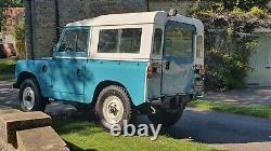 Series 2a Landrover 1967