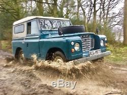 Series 3 Land Rover 2.25 Diesel Fully Restored