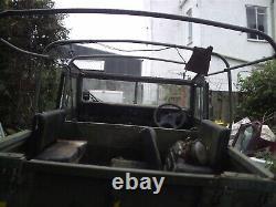 Series 3 Land rover LWB Ex Military, spares or repair